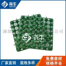 深圳3公分高车库顶板种植HDPE蓄排水板1010g