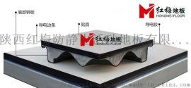 海南陶瓷防静电地板厂家 红梅机房直销 质优价廉