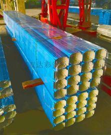 天津双达杜经理直销彩钢雨水管排水管彩钢落水管金属