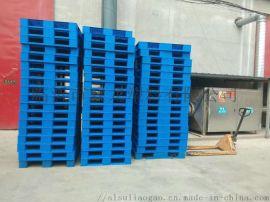 河南塑料垫板1208,平板川字1208叉车托盘