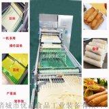 豆絲機 方形豆絲機 全自動攤皮豆絲機