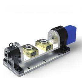 CNC4.5轴数控分度盘蓝蓝科技自研国内首创