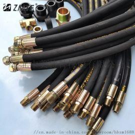 中美 高压胶管 钢丝编织缠绕高压胶管 厂家供应