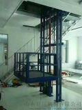 導軌式貨梯貨站高空作業設備安裝凌海市貨物起重機
