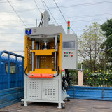 蘇州布斯威數控油壓機 精密型數控伺服油壓機