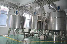 新型诺丽果饮料灌装生产线 32头全自动果汁灌装机