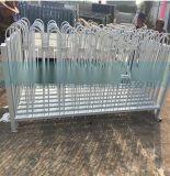 鋅鋼護欄 園林景區小區方管護欄 熱鍍鋅噴塑護欄 現貨