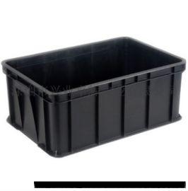 防静电周转箱整理收纳箱电子元件盒零件盒物流塑胶框