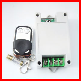 宽电压48V60V72V80V110V220V电机马达灯具无线遥控开关遥控控制器