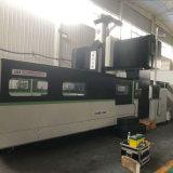 铸造生产组装一体化4米生产数控龙门铣床