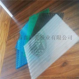 淄博张店阳光板安装隔音屏PC阳光板