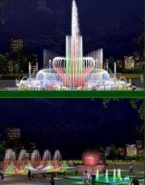 供甘肃音乐喷泉和兰州喷泉销售