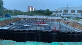 箱泵一体化地埋式BDF大模块消防水箱