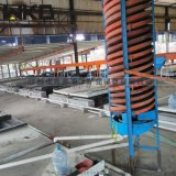 陕西供应煤矿螺旋溜槽 螺旋溜槽处理量 螺旋溜槽厂家