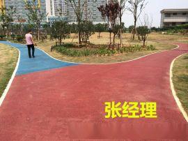 黄石透水地坪,沥青透水地坪,多孔透水地坪