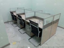 成都办公桌工位桌员工座椅免费安装