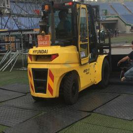 新型塑料铺路垫板 工地施工环保路基板厂家