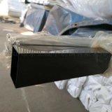 黑鈦金不鏽鋼方管,304不鏽鋼黑鈦金方管