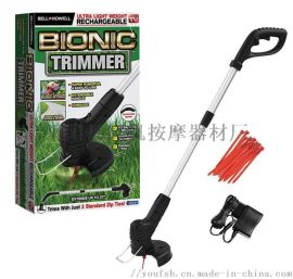 新品可充电花园割草机手持割草机除草器杂草修剪器