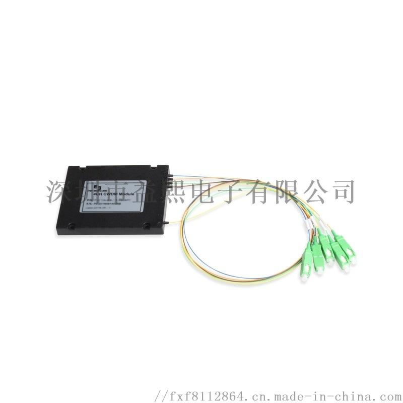 100G 5G 通信4通道密集波分复用器