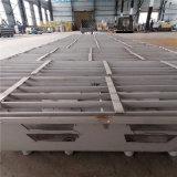 焦化甲醇裝置大型拱形支撐帶分佈器駝峯支承