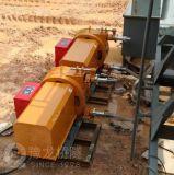 廣西灰漿小型軟管泵 支持定製