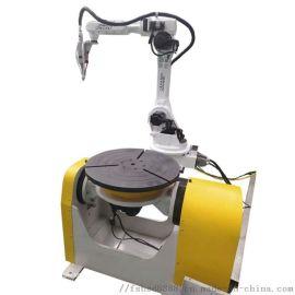 搬运焊接机器人用于五金铸造行业