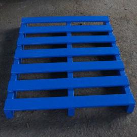 金属托盘 川字型木板面板钢木托盘 货架托盘