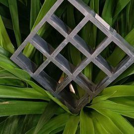 聚氨酯格栅盖板 河道护坡钻井平台  玻璃钢格栅