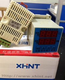 湘湖牌智能电压表SAT8-2/DTL-Y6Q 6000/100V DC220V