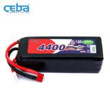 鋰聚合物電池4400mAh大容量玩具電池22.2V