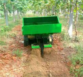 旋耕播种施肥一体机 果园履带施肥机