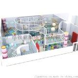廠家直供定製廣場 公園兒童冒險淘氣堡遊樂園設備