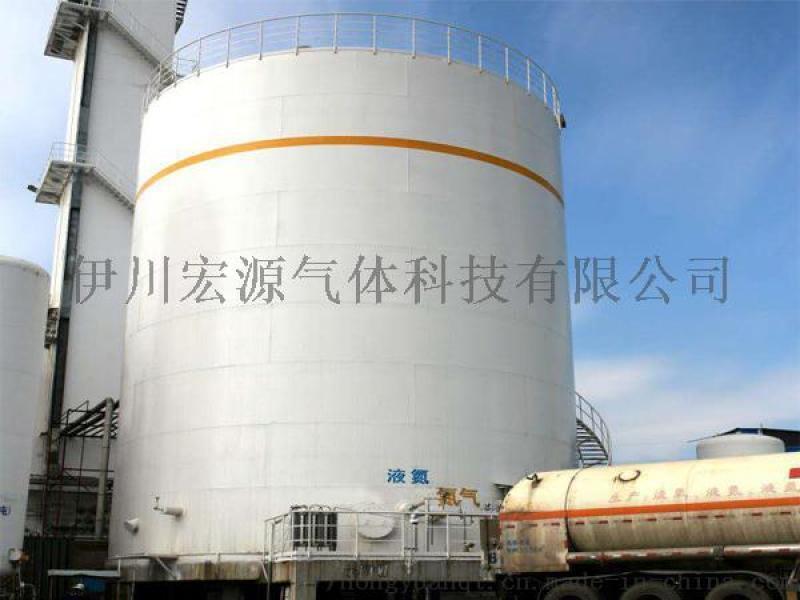 洛陽液態氮 三門峽工業氮氣 濟源  氮氣
