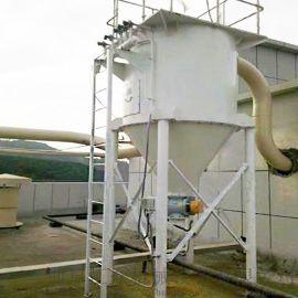 大型吸灰机生产厂家 山东粉煤灰气力吸灰机 六九重工