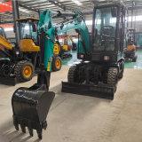 全液压轮式挖掘机 农用挖掘机 轮式挖掘机