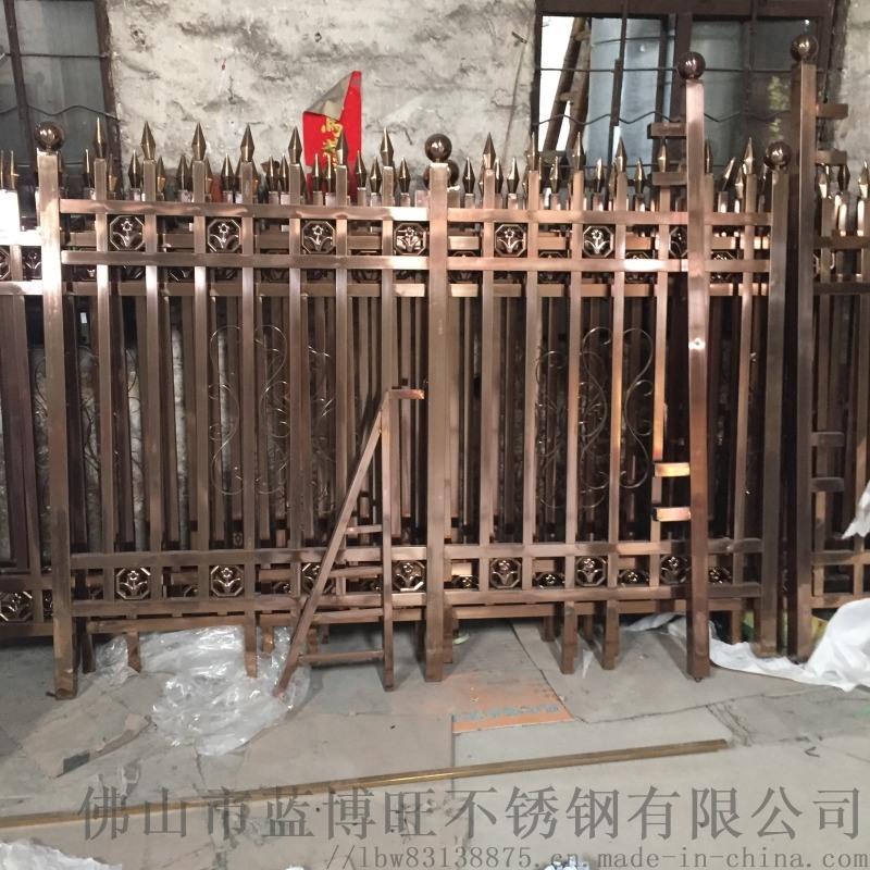 定制不锈钢立柱 楼梯立柱