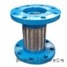 带活螺母金属软管,碳钢法兰金属软管