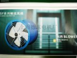 德东现货供应SF7#2.2三相SF轴流通风机