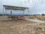 木材切片機 板材樹枝削片機 恆美百特破碎機