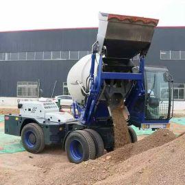 直供混凝土搅拌车 自动上料搅拌车 水泥搅拌运输罐车