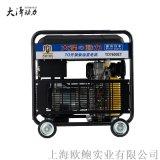 大泽动力12kw开架柴油发电机TO16000ET
