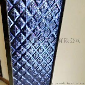 镜面镀色立体冲压不锈钢板 不锈钢立体花纹板