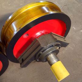 700×200车轮组厂家直销起重机车轮组安装方便