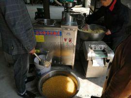 自动豆腐机设备价格 电动石磨豆腐机 利之健lj 豆