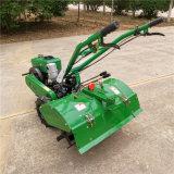 多用途小型耕地机, 四驱后旋耕地机