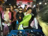 新款太阳镜厂家直接销售江湖地摊运动防风时尚潮流防紫外线墨镜批发