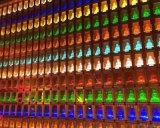萬佛牆萬佛龕存放架寄存架牌位架帶LED姓名顯示屏古法琉璃
