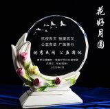 上海疫防控公益团队纪念奖牌  团体奖杯奖牌定制