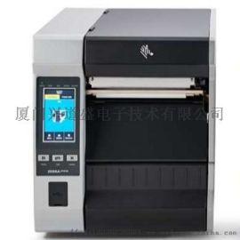 斑马工业级条码打印机300/600dpi点